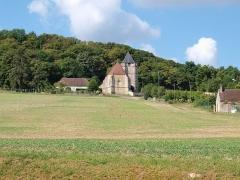 Eglise Saint-Ferréol - Français:   Église Saint-Ferréol  de La Saulsotte (Aube, France)