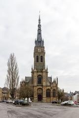 Basilique Notre-Dame de l'Espérance - German amateur photographer, wikipedian and mathematician