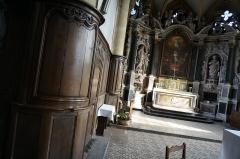 Eglise Saint-Lie de Mohon - Français:   En l\'église  Saint Lié de Mohon .