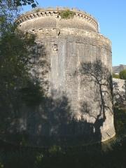 Enceinte - Fortifications de Mézières - Front ouest - Tour du Roy