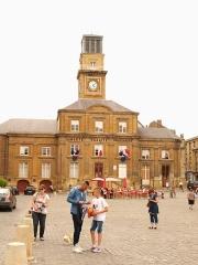 Hôtel de ville - Français:   Hôtel de ville de Charleville-Mézières (Ardennes, France)