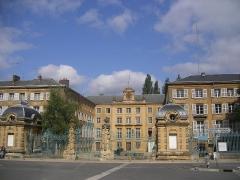 Préfecture -  Charleville-Mézières - Prefecture of Ardennes