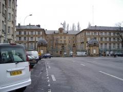 Préfecture -  Hôtel du département Charleville-Mézières Ardennes France