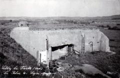 Fortifications de la ligne Maginot dites Ouvrage de la Ferté (également sur commune de Villy) - Français:   Carte postale Ouvrage de la Ferté (bloc 2)