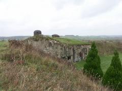 Fortifications de la ligne Maginot dites Ouvrage de la Ferté (également sur commune de Villy) - Français:   Bloc 2 de l\'Ouvrage de La Ferté