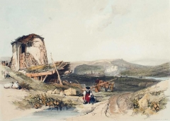 Fort de Charlemont (ruines) - British painter