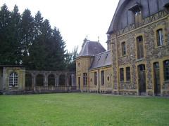 Eglise Saint-Rémi de Laval-Dieu - Français:   Abbaye Laval Dieu Monthermé Ardennes France