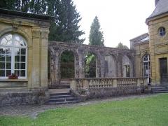 Eglise Saint-Rémi de Laval-Dieu - Français:   Abbaye de Laval Dieu, Monthermé,Ardennes,France