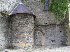 Eglise Saint-Léger - Français:   Eglise Saint Léger 08800 Monthermé France