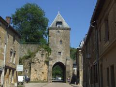 Anciennes fortifications de Mouzon -  Mouzon, Ardennes, France