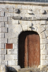Château du Maippes - Français:   Ferme du Maipas, Prez, Ardennes, France (XVIIe siècle): entrée piétonne