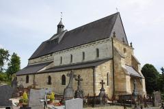 Eglise - Français:   Village Ardennais