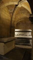 Couvent des Capucins Irlandais , puis hôpital militaire - Français:   Vue du tombeau de Fabert.