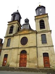 Eglise Saint-Charles-Borromée - Français:   Sedan eglise st charles