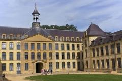 Ancienne manufacture royale de draps dite le Dijonval - Français:   Le Dijonval