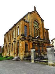 Synagogue - Français:   Sedan synagogue