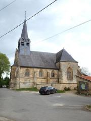 Eglise - Français:   Tourteron (Ardennes, France)