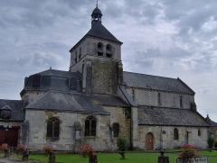 Eglise Saint-Martin -  Eglise de Vendresse, Ardennes, France