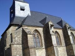 Eglise Saint-Pierre -  Église Saint-Pierre de Villers-Semeuse