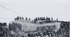 Fortifications de la ligne Maginot dites Ouvrages de la Ferté - Français:   Ouvrage de la Ferté B 2