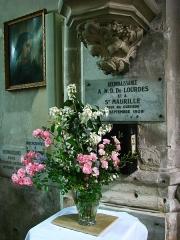 Eglise Saint-Maurille -  Eglise Saint-Maurille, Vouziers, Ardennes.