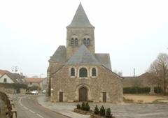 Eglise -  Eglise Saint-Martin à Berru