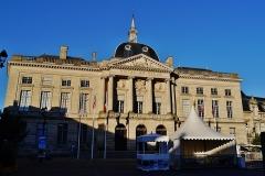 Hôtel de ville - Deutsch: Rathaus, Châlons-en-Champagne, Département Marne, Region Großer Osten (ehemals Champagne-Ardenne), Frankreich