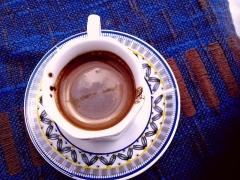 Marché couvert - Café Turc