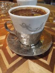 Marché couvert - Café turque