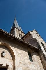Eglise Saint-Pierre-Saint-Paul - English: Saint-Pierre-Saint-Paul Church, Chamery, France.