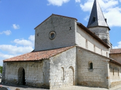 Eglise Saint-Pierre-de-Coulmiers - Français:   La Chaussée-sur-Marne - Coulmiers - Eglise Saint-Pierre-ès-Liens