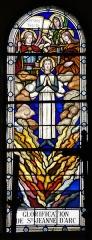 Eglise Saint-Pierre - English: intérieur de l'église.