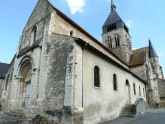 Eglise Saint-Georges -  Damery - Eglise Saint-Georges