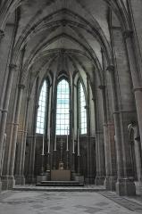 Ancien archevêché, actuellement Palais du Tau - English: Chapel in Reims (France)