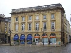 Immeuble - Français:   Immeuble au 11 place Royale à Reims (Marne, France)