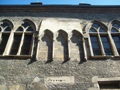 Immeuble -  L'Hôtel des Comtes de Champagne — Reims, Champagne-Ardenne, France