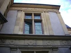 Maison natale de Jean-Baptiste de la Salle - Hôtel Jean-Baptiste de La Salle à Reims (Marne, France)
