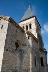 Eglise - English: Sacy church, France.