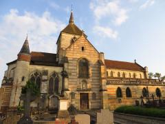 Château - Français:   Sainte Menehould église Notre-Dame