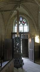 Eglise - English: intérieur de l'église.