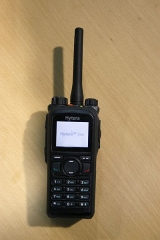 Eglise - Deutsch: Ein DMR/Mototrbo digitales Handfunkgerät. Hytera PD785