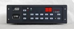 Eglise - Deutsch: Funkmeldesystem-Fahrzeuggerät, RDN BG 333, 1988, Front, Hersteller: Radiodata)