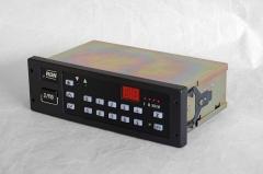 Eglise - Deutsch: Funkmeldesystem-Fahrzeuggerät, RDN BG 333, 1988, im DIN-Radio-Format, Hersteller: Radiodata)