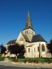 Eglise Saint-Martin - Église Saint-Martin de Suippes (Marne, France)