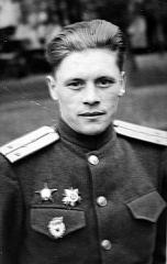 Eglise de Faremont - Українська: Весна 1945 року