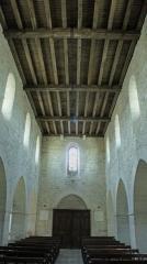 Eglise (ruines) - English: vue de l'église de Thillois.