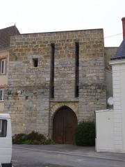 Château - Français:   Château de Troissy (Marne, France)