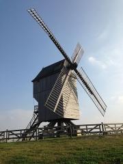 Moulin de Valmy - Français:   Moulin à Valmy