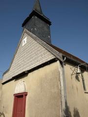Chapelle Saint-Nicolas -  Vitry-le-François (51300 - FRANCE): photographies Chapelle Saint Nicolas (vue de devant)