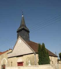 Chapelle Saint-Nicolas -  Vitry-le-François (51300 - FRANCE): photographies  La chapelle Saint Nicolas (vue de devant)